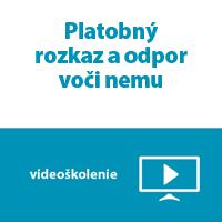 Videoškolenie: Platobný rozkaz a odpor voči nemu